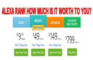 Alexa ranking a scam